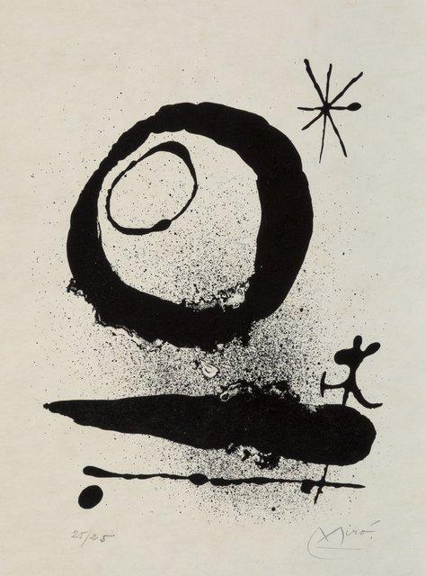Joan Miró, 'Hai-Ku', 1967, Heritage Auctions