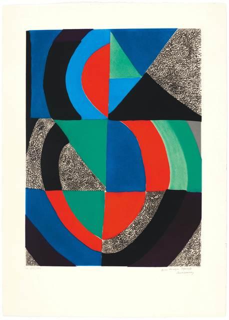 Sonia Delaunay, 'Grande icône', 1965, Koller Auctions