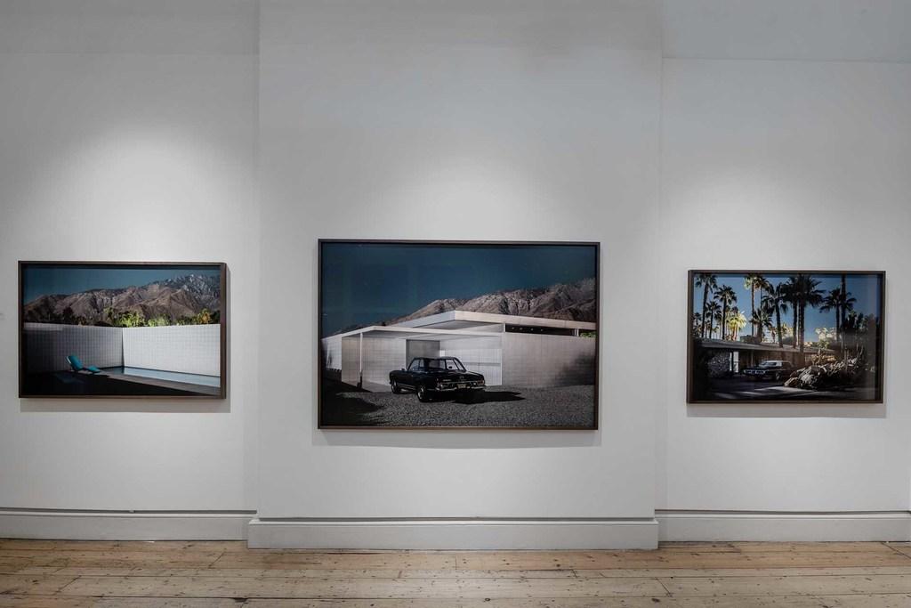 Tom Blachford solo presentation at Photo London 2019