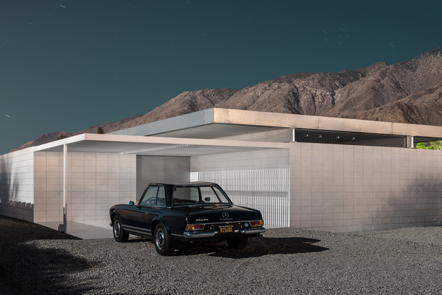 , 'Mountain Mercedes,' 2017, TOTH GALLERY