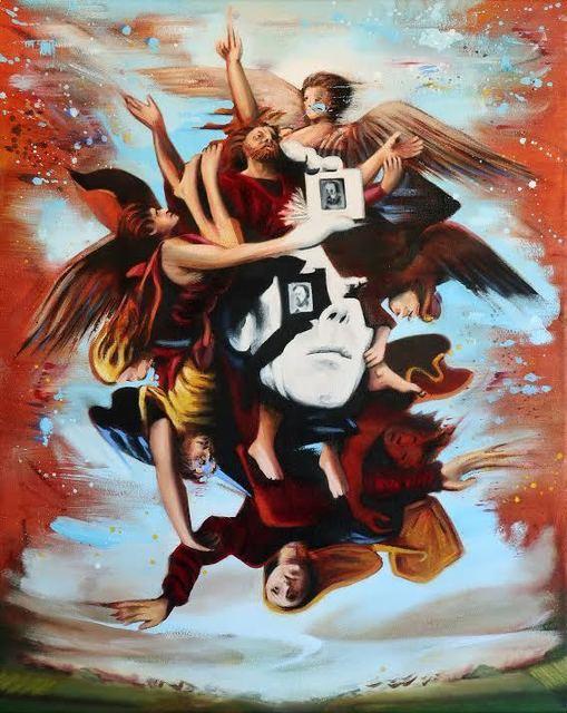 , 'Blunt Adoration,' 2018, Dellasposa