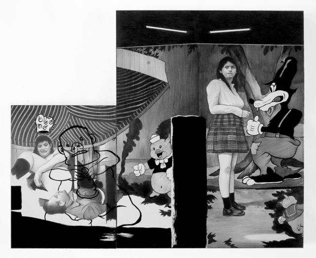 , 'Tijuana Radiant Shine, No. 10,' 2014, Luis De Jesus Los Angeles