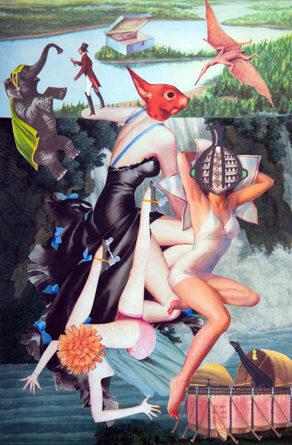 , 'Pin Ups 6 .Please,' 2013, Isabel Croxatto Galería