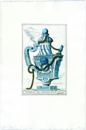 Cafetière in the Piranesi Taste (Wedgewood Blue)