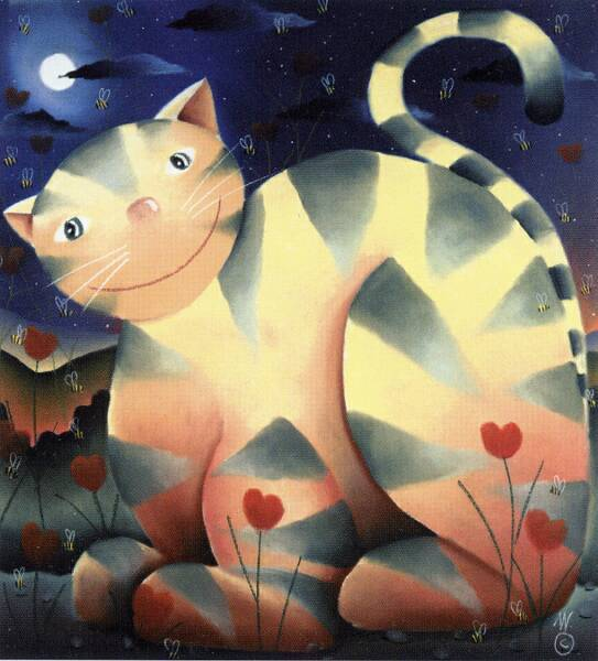 , 'Love Cat ,' 2004, Off the Wall Gallery