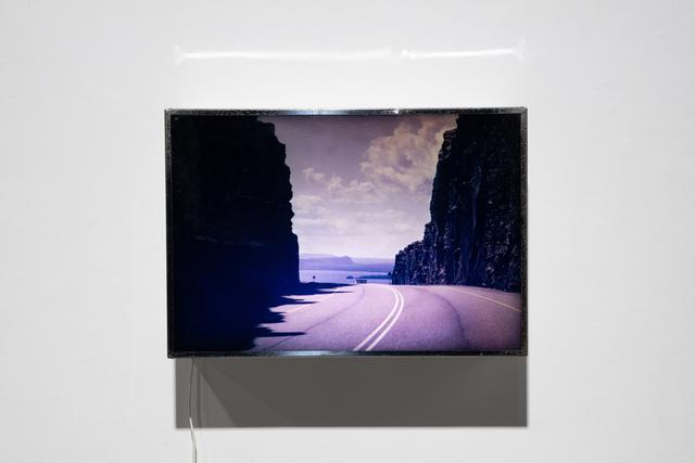 , 'Transcanada highway, near Fort William, Ontario, Canada,' 1968, Hales Gallery