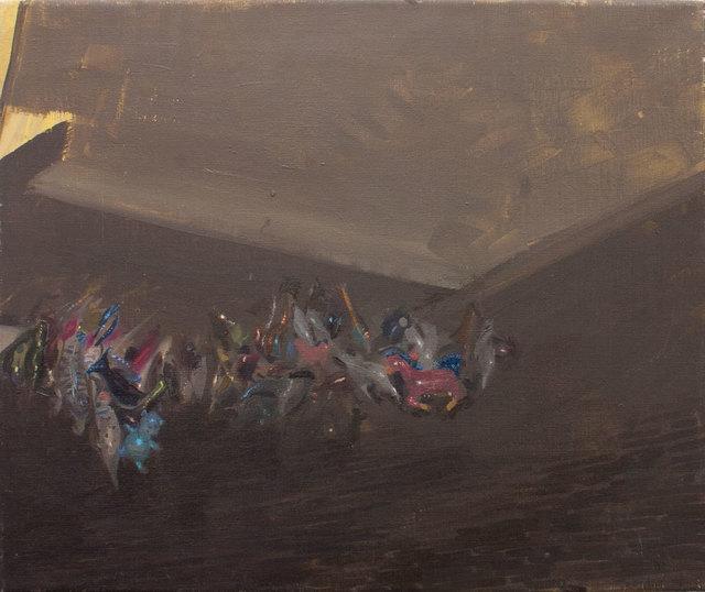 """, 'UN NÚDOL """"INDOR"""" DE FANTASÍA,' 2009, F2 Galería"""
