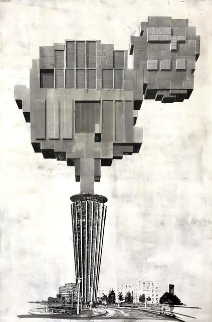 Nestor Arenas, 'Spomeniks-Pok No. 15', 2018, Conde Contemporary