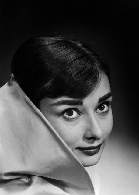 , 'Audrey Hepburn ,' 1956, Beetles + Huxley