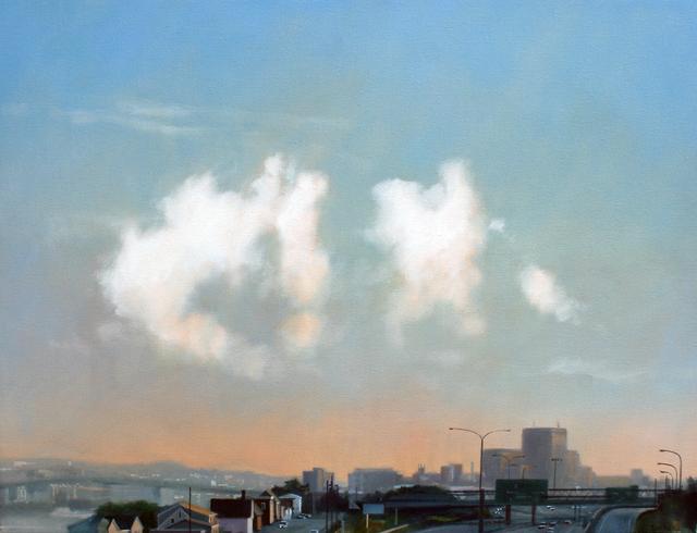 Cliff Turner, 'Before the Bridge', 2019, Gallery 78