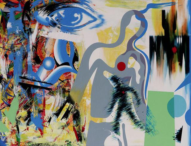 Rick Garcia, 'Untitled RAG-3', 2018, Hilton Asmus