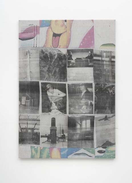 , 'authority,' 2017, PPC Philipp Pflug Contemporary