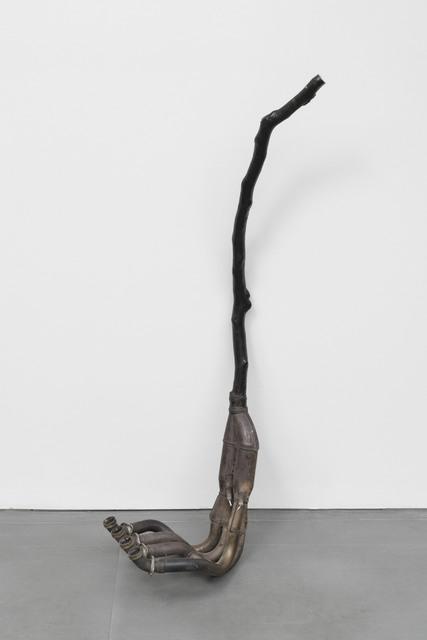Laure Prouvost, 'exhaust shovel', 2016, carlier | gebauer