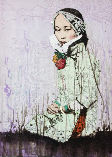 , 'Shui - Water,' 2012, Paulson Fontaine Press