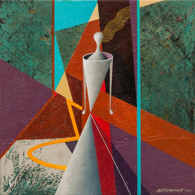 , 'Figurine,' , Rimonim Art Gallery