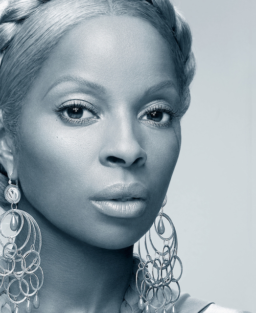 , 'Mary J Blige,' , Mouche Gallery