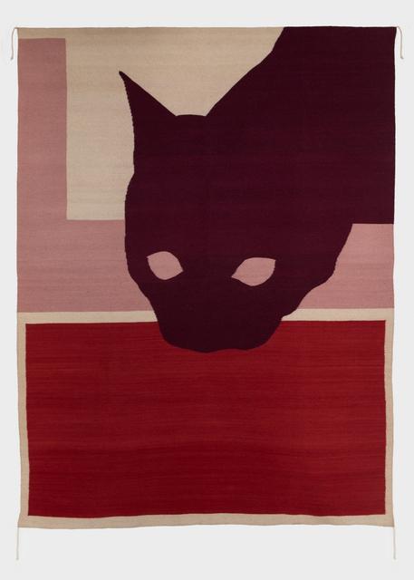 , 'Rug (gato de cochinilla),' 2015, Callicoon Fine Arts