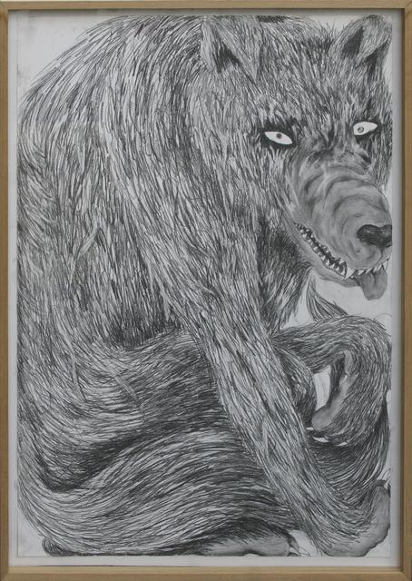 , 'Wolf Pack #4,' 2016, Marie Kirkegaard Gallery