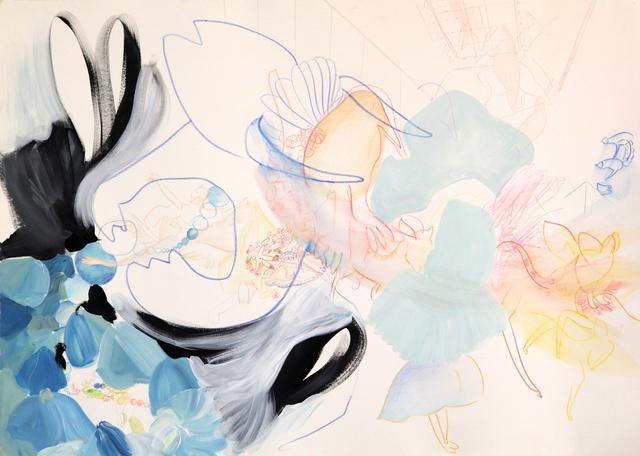 , 'Guerrero 1,' 2014, Artemisa Gallery