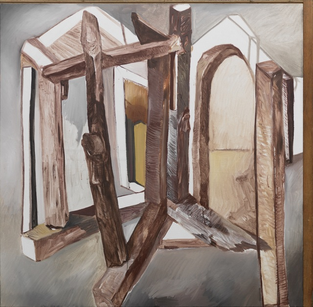 , 'Crooked house N°051008,' 2015, Irene Laub Brussels