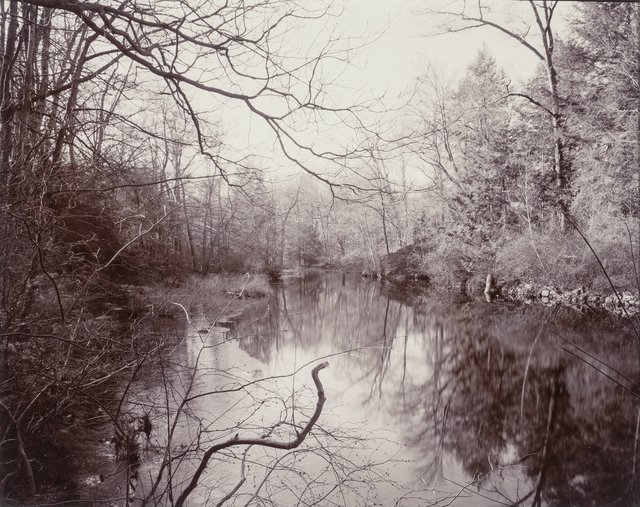 Linda Connor, 'Silvermine River, Connecticut', 1978, Heritage Auctions