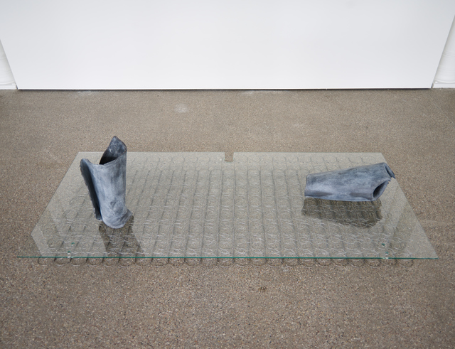 , 'Liegende (June),' 2016, Galerie Greta Meert
