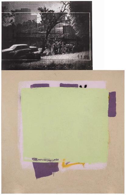 , 'CITY, 1992,' 1992, Gastman
