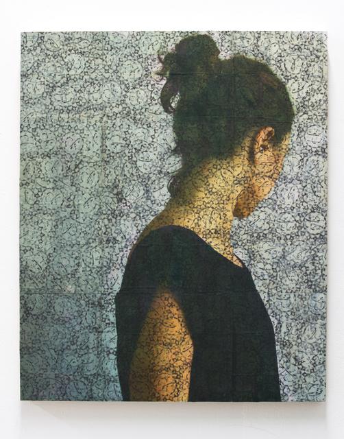 Sepideh Salehi, 'Mohr Portrait 2', 2017, Advocartsy