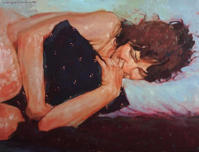 ", '""Shy Nude"",' 2016, Bonner David Galleries"