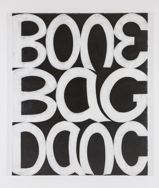, 'BONE BAG DANC(E),' 2013, Nina Johnson