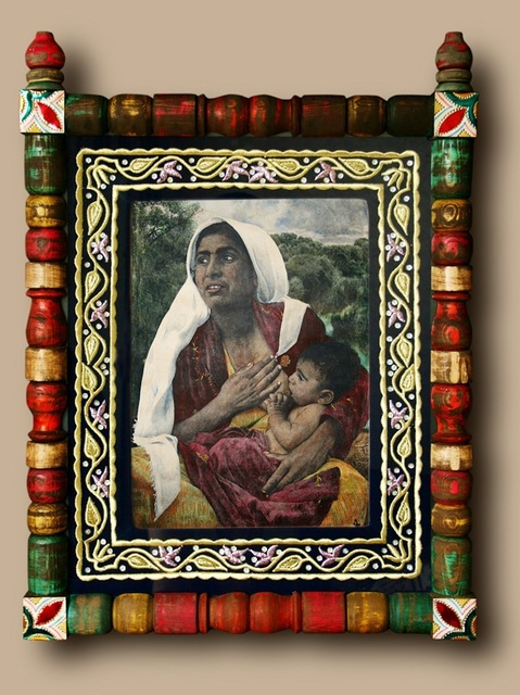 , 'From the series Gypsy Madonna,' 2008-2010, Andakulova Gallery