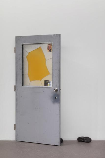 , 'Yellow Jacket,' 2019, Daniel Faria Gallery