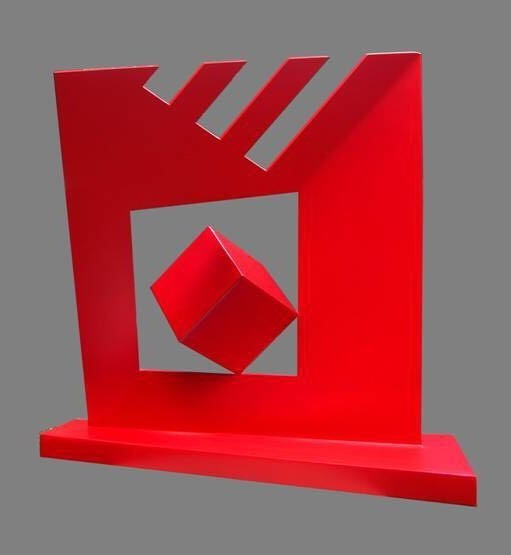 , 'Cubo en la ventana,' , Mark Hachem Gallery