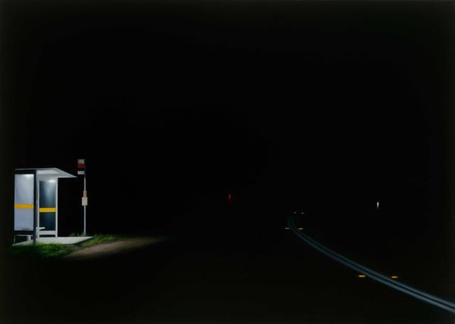 , '3.15am Chum Creek,' 2016, MARS