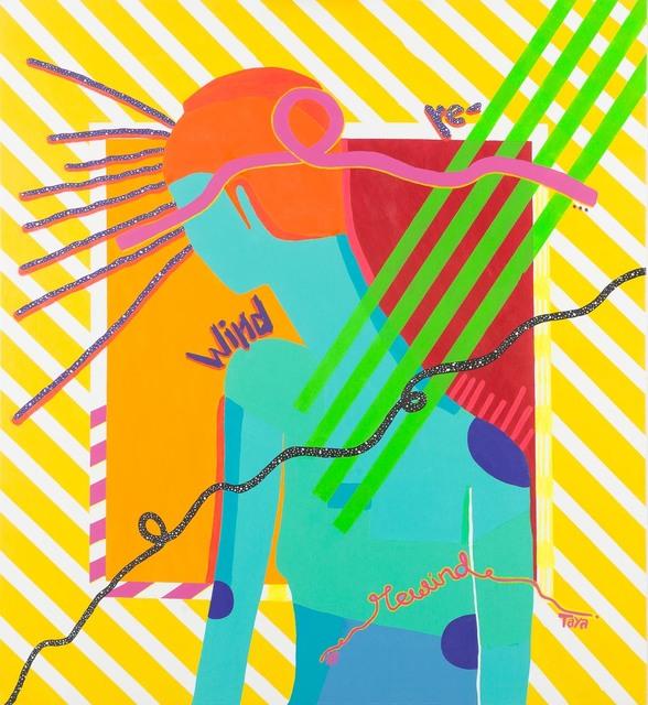 , 'Re wind, Rewind,' 2016, MOV'ART Gallery
