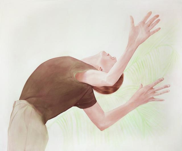 , 'Palms,' 2017, Galleri Magnus Karlsson