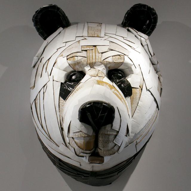 , 'Panda,' 2016, Station 16 Gallery