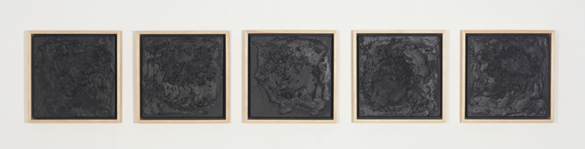 , 'Five Portraits of Emile Berliner,' 2015, Annely Juda Fine Art