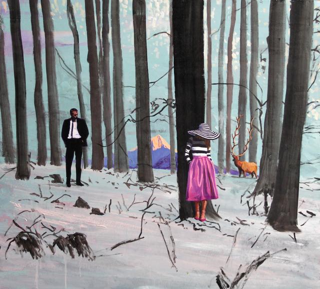 , 'TIEMPO DE SILENCIO,' 2016, Aurora Vigil-Escalera Art Gallery