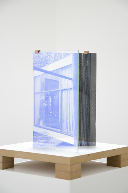 , 'Casa de Vidro, Triângulo,' 2015, Christopher Grimes Gallery