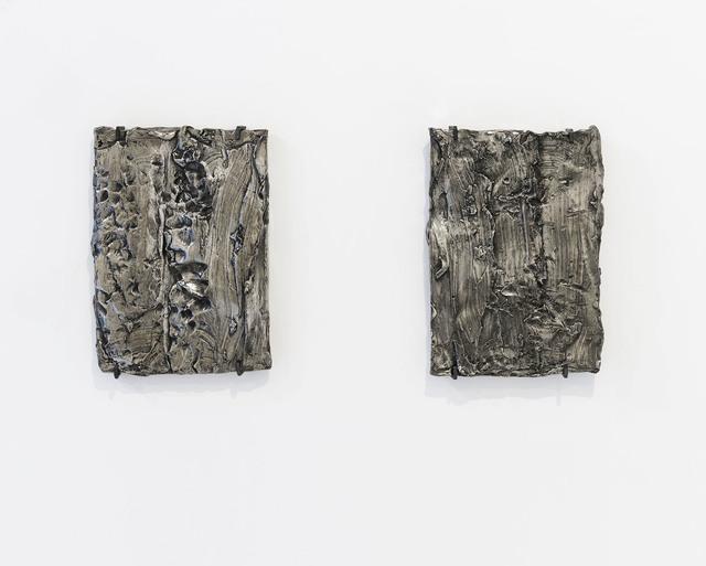 , 'Slab (hand),' 2017, Studio Trisorio