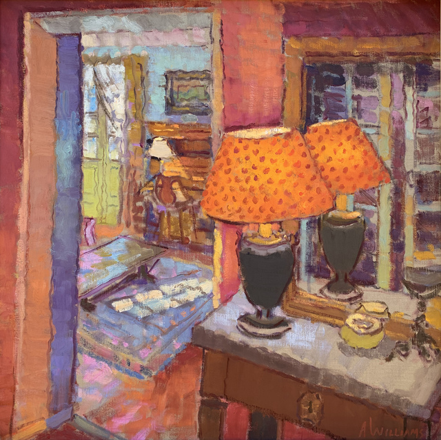 Alice Williams, 'La Couleur de Villa Saint Louis', 2019, Shain Gallery