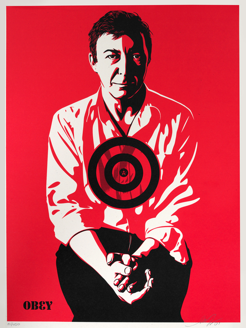 , 'JASPER JOHNS (RED,' 2009, Robert Fontaine Gallery