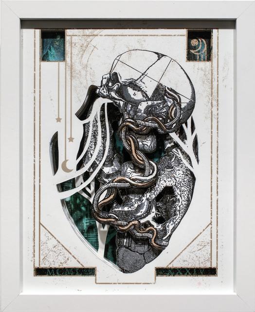 , 'Inevitable Growth,' 2017, Paradigm Gallery + Studio