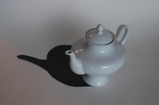 , 'Teapot with Shadow,' , Dvir Gallery