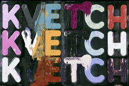 , 'Kvetch, Kvetch, Kvetch,' 2011, Simon Lee Gallery