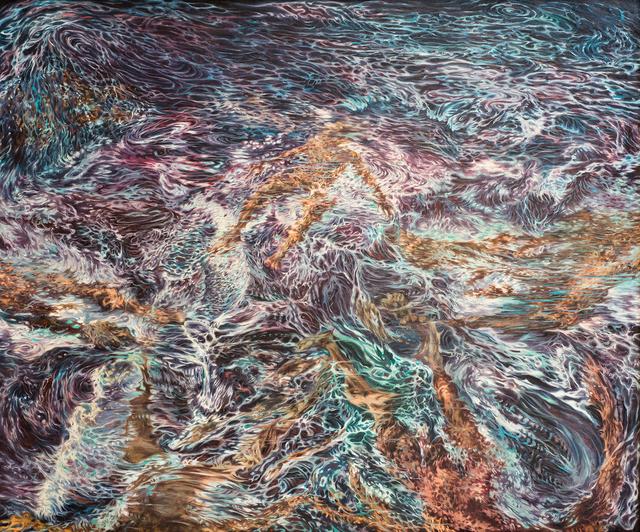 Paul Gorka, 'Swimming in Hell II', 1998, DETOUR Gallery
