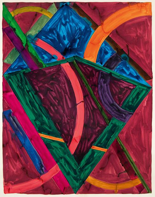 William T. Williams, 'Pine Grove Street', 1970, Michael Rosenfeld Gallery