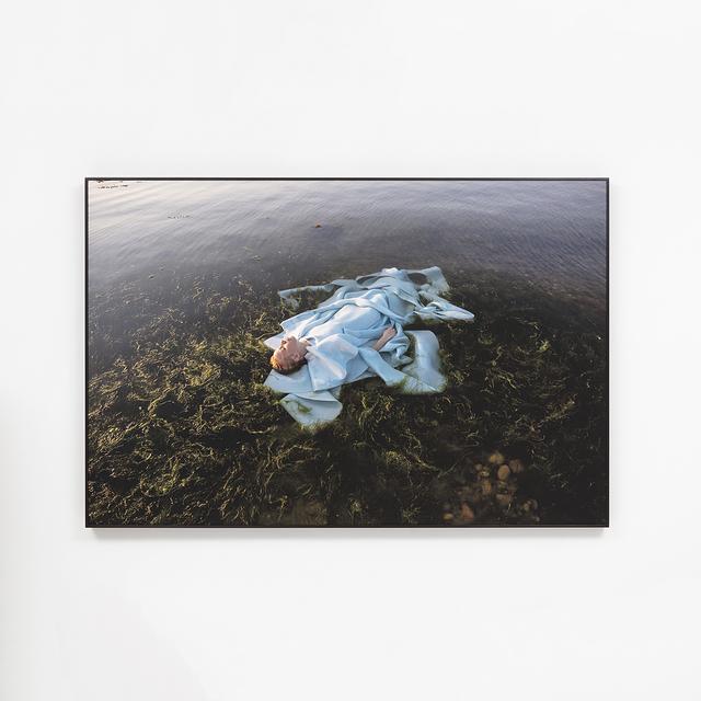 , 'Ophelia Blue,' 2018, Carbono Galeria
