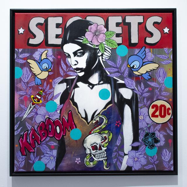 Copyright, 'Secrets', 2019, Vertical Gallery